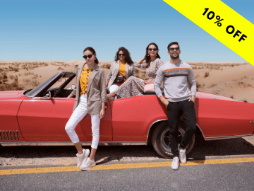 Enjoy 10% off on your purchase with this exclusive Max Fashion promo code
