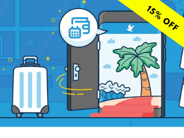 Enjoy 15% off your first hotel bookings with this exclusive Traveloka promo code