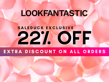 Enjoy 22% off your first purchase with this exclusive Lookfantastic promo code