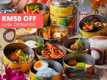 Enjoy RM50 off on your first purchase with Chef Wan using this Smartbite promo code