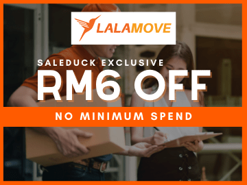 New user gets RM6 off with this exclusive Lalamove promo code