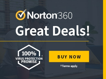 Secure your personal information with Norton Antivirus Plus and receive RM40 off your annual bill